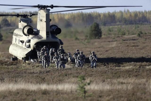 NATO tham gia tập trận quốc tế Mũi tên Bạc 2019