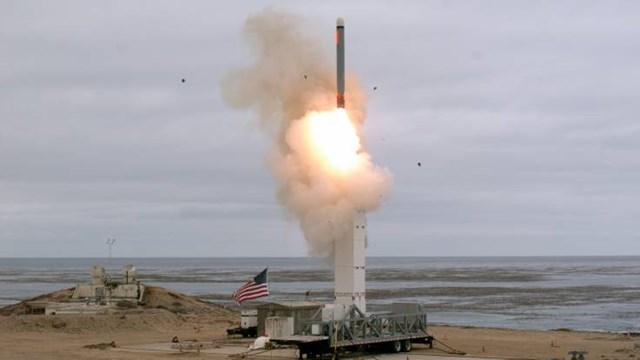 Quan hệ Nga - Mỹ: Căng thẳng sau vụ thử tên lửa hành trình