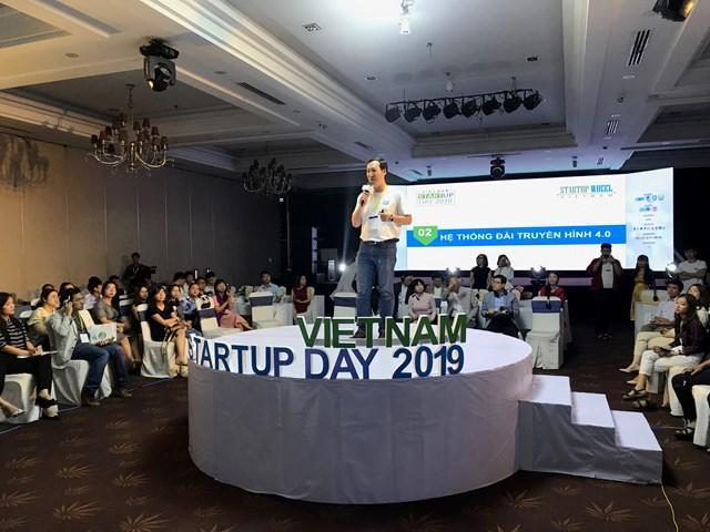 Gần 200 dự án khởi nghiệp trong và ngoài nước quy tụ tại Vietnam Startup Day 2019