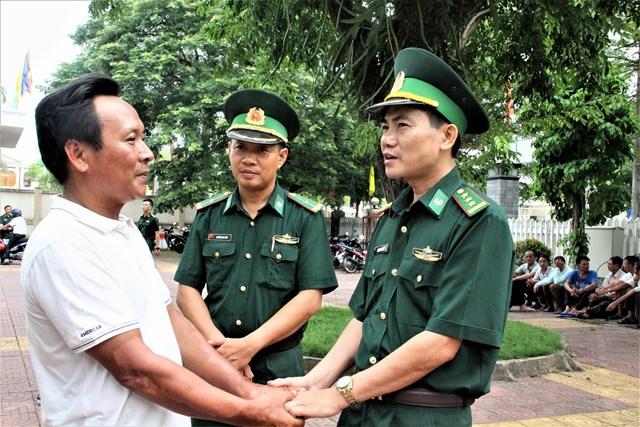 Quảng Nam: BĐBP tỉnh điểm tựa cho ngư dân vươn khơi, bám biển