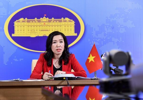 Yêu cầu Trung Quốc không làm gia tăng căng thẳng tại Biển Đông