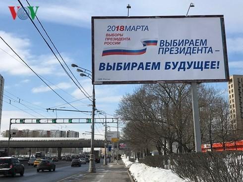 Người Việt tại Nga kỳ vọng gì về cuộc bầu cử Tổng thống Nga?