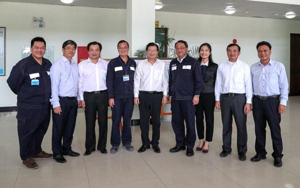 Gấp rút hoàn thiện Nhà máy Nhiệt điện Vĩnh Tân 1 - 1