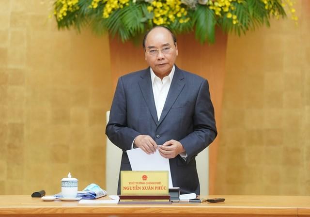 Thủ tướng: Huy động 6,3 triệu đoàn viên tham gia, hỗ trợ khai báo y tế