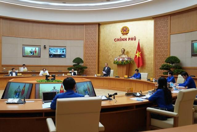 Thủ tướng: Huy động 6,3 triệu đoàn viên tham gia, hỗ trợ khai báo y tế - 1