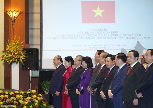 Thủ tướng: Người dân Việt Nam cháy bỏng khát vọng 'hòa bình và thịnh vượng' - 1