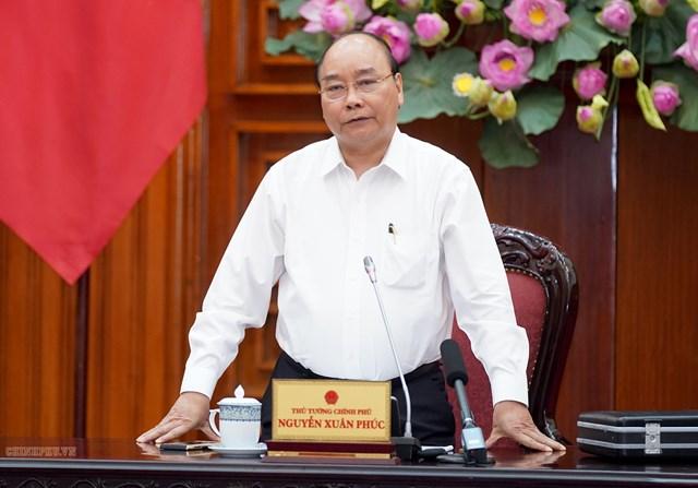 Thủ tướng nêu quan điểm phân bổ khoản vốn 10.000 tỷ đồng