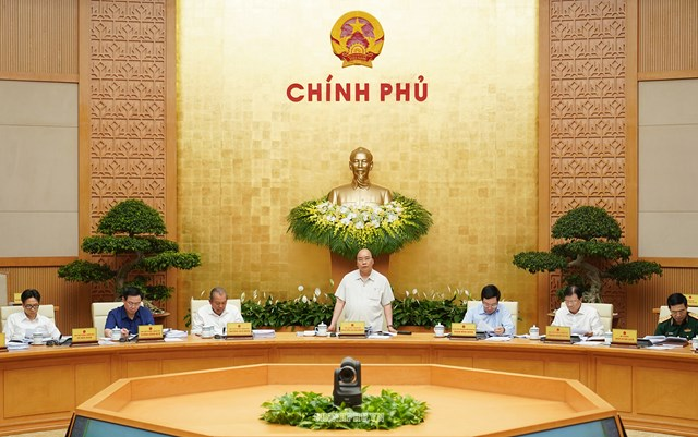 Phân công nhiệm vụ của Phó Thủ tướng Vương Đình Huệ cho các lãnh đạo Chính phủ