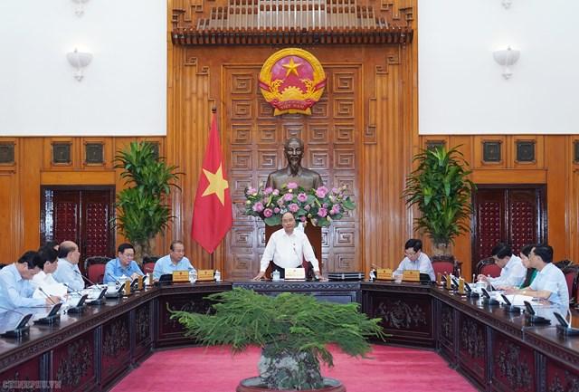 Thủ tướng nêu quan điểm phân bổ khoản vốn 10.000 tỷ đồng - 1