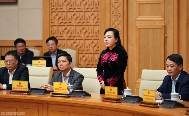Thủ tướng đánh giá cao những đóng góp của nguyên Bộ trưởng Y tế - 1