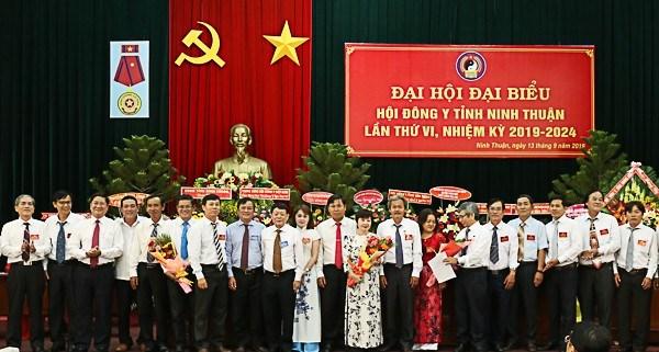 Đại hội Hội Đông y tỉnh Ninh Thuận lần thứ VI