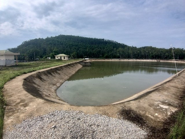 Nghệ An: 1.300 hộ dân thiếu nước sạch