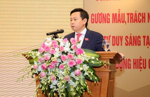 Đảng bộ Cơ quan TCT Thuốc lá Việt Nam: Đoàn kết thống nhất, gương mẫu trách nhiệm, tư duy sáng tạo, hành động hiệu quả - 1