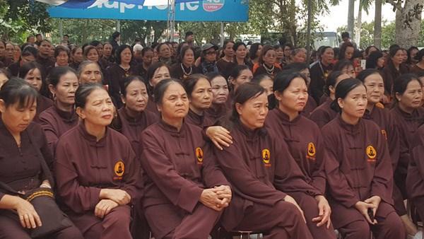 Nam Định: Tưởng niệm 711 năm ngày Phật hoàng Trần Nhân Tông nhập Niết bàn - 1
