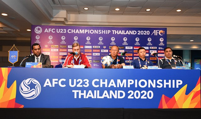 U23 Việt Nam - U23 UAE: Sẵn sàng cho trận ra quân