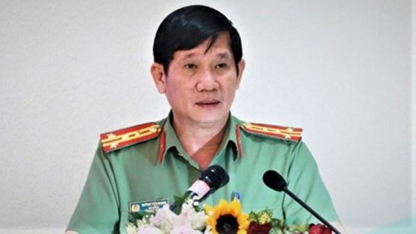 Cách tất cả chức vụ trong Đảng của Giám đốc Công an tỉnh Đồng Nai