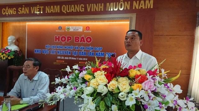 Đắk Lắk tổ chức hội chợ 'mỗi xã một sản phẩm' với 350 gian hàng