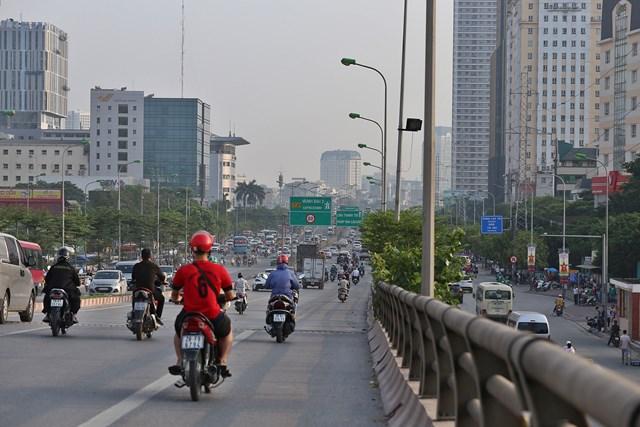 Báo động ô nhiễm không khí