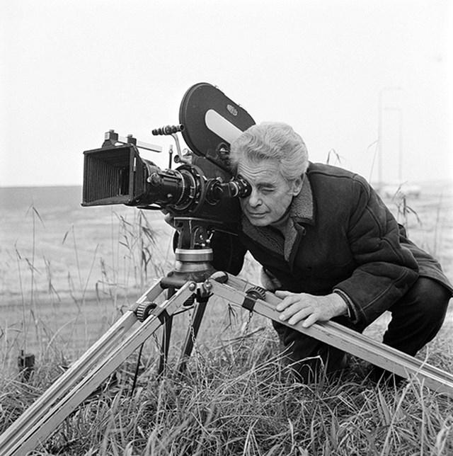 Chiếu phim và trao đổi về phim của Joris Ivens