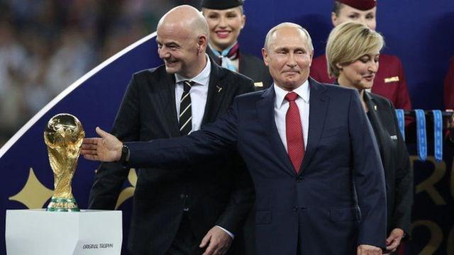 'Tượng đài' Putin trong 20 năm lãnh đạo nước Nga - 18