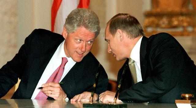 Chùm ảnh chưa từng được công bố của Tổng thống Nga Putin - 4
