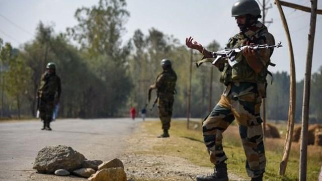 Đấu súng tại biên giới Ấn Độ - Pakistan