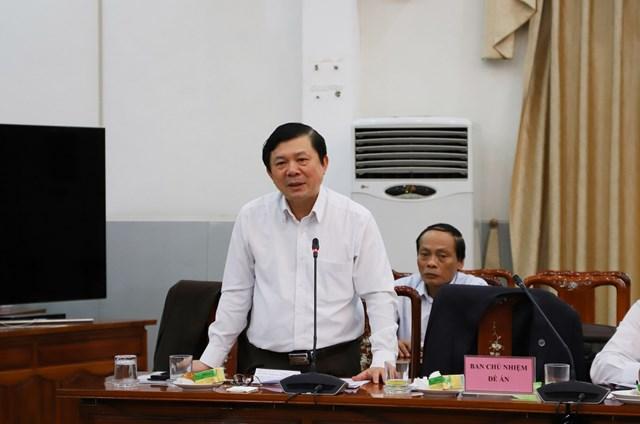 Nghiệm thu Đề tài về lịch sử Mặt trận Dân tộc Thống nhất Việt Nam - 1