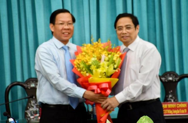 Phó Bí thư Thường trực Phan Văn Mãi được bổ nhiệm Bí thư Tỉnh ủy Bến Tre