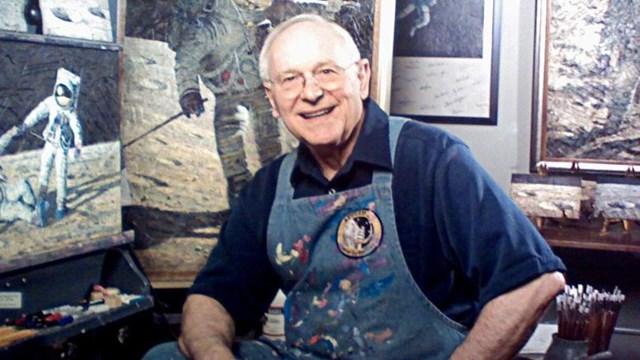 Người thứ tư đặt chân lên Mặt Trăng qua đời ở tuổi 86