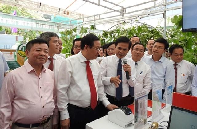 Hà Tĩnh phấn đấu trở thành tỉnh nông thôn mới trước năm 2025 - 1