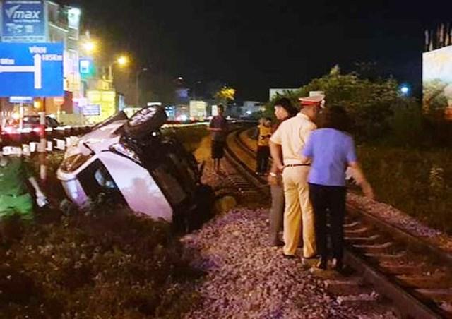 Thanh Hóa: Phó BíthưHuyện ủy bị tàu hỏa tông tử vong