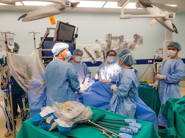 Bệnh viện Việt Nam trên 'chặng đua' chuyển đổi số - 1