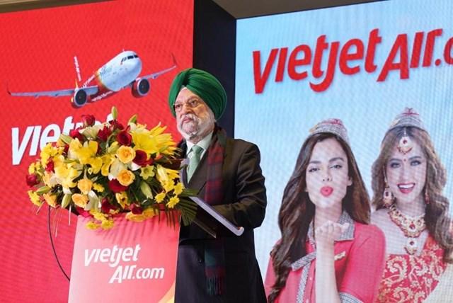 Vietjet chinh phục 1,3 tỷ người dân Ấn Độ, công bố loạt 5 đường bay thẳng tới Delhi, Mumbai - 5