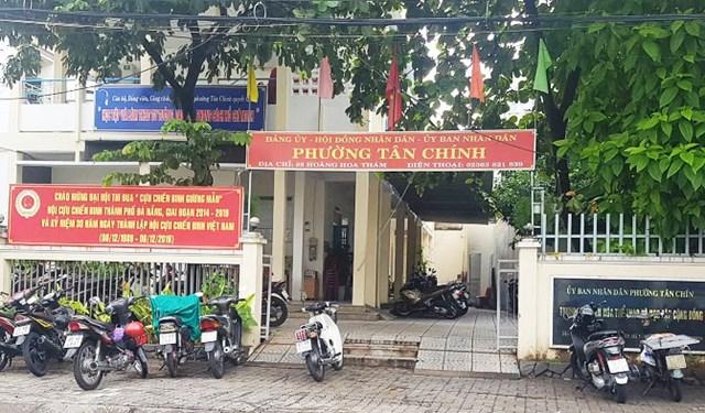 Đà Nẵng: Chủ tịch phường xin lỗi công dân vì lỗi của cấp dưới