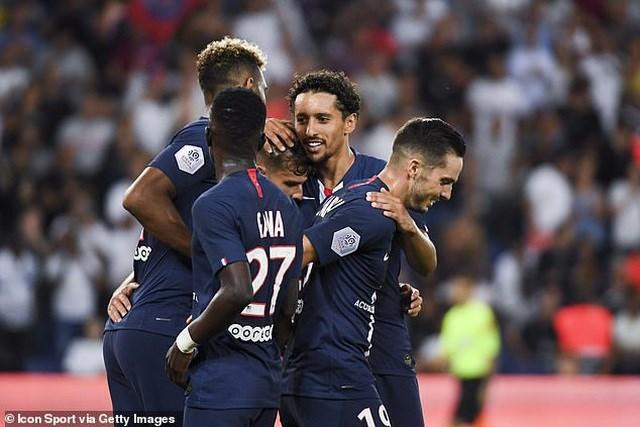 PSG 4-0 Toulouse: Mbappe ghi dấu ấn và... chấn thương nặng - 1