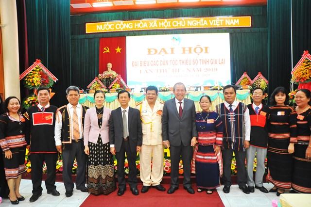 250 đại biểu dự Đại hội đại biểu các dân tộc thiểu số tỉnh Gia Lai - 1