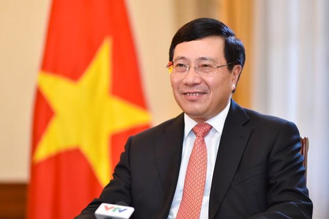 Ngoại giao Việt Nam: Vững bước đi theo con đường của Bác