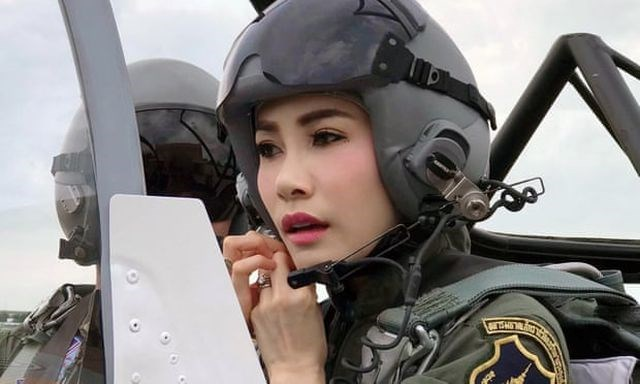 Thái Lan công bố loạt ảnh 'gây sốt' về Hoàng Quý phi - 5