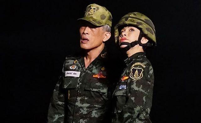 Thái Lan công bố loạt ảnh 'gây sốt' về Hoàng Quý phi - 6