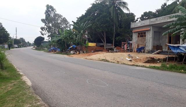 Quảng Nam: Bắt khẩn cấp đối tượng có hành vi giết người