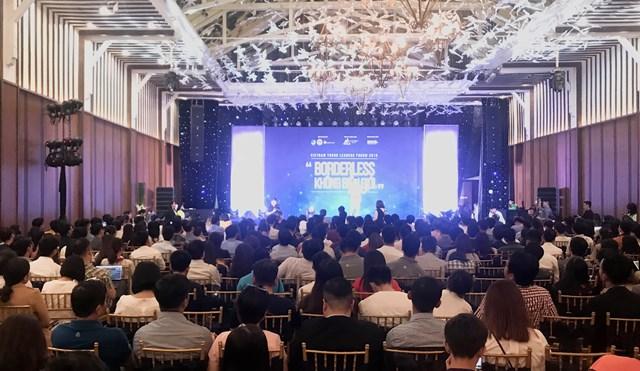 Hơn 700 thanh niên tham gia diễn đàn lãnh đạo trẻ Việt Nam 2019