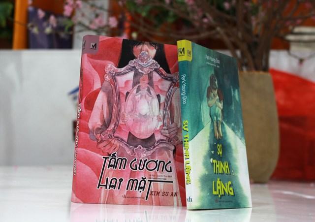 Ra mắt bộ đôi tiểu thuyết trinh thám Hàn Quốc