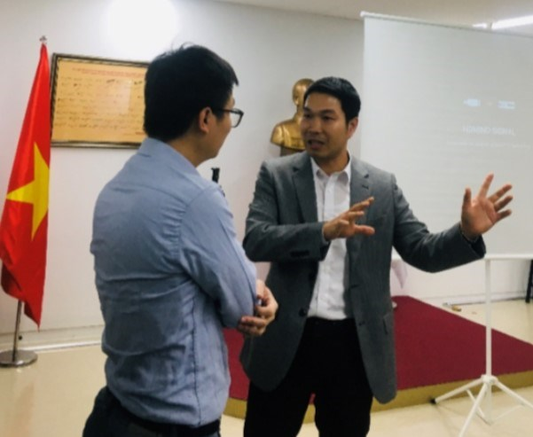 Smart-up Offline 3 - Chia sẻ kinh nghiệm khởi nghiệp tại Hàn Quốc