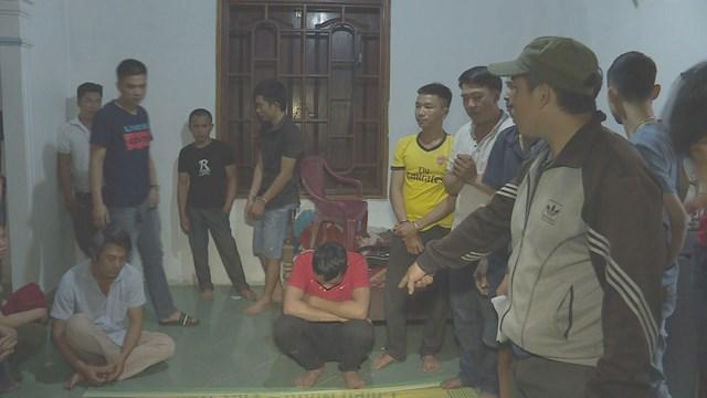 Đắk Lắk: Đột kích sới bạc ở huyện biên giới, bắt giữ 19 đối tượng