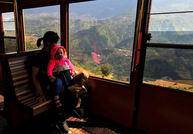 Tây Bắc đẹp dịu dàng qua ô cửa cabin tàu hỏa leo núi Mường Hoa - 4