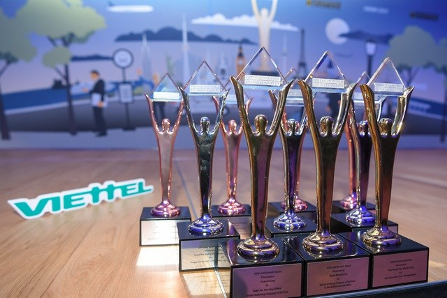 Các sản phẩm số của Viettel thắng lớn tại 'giải Oscar' dành cho giới kinh doanh quốc tế - 2