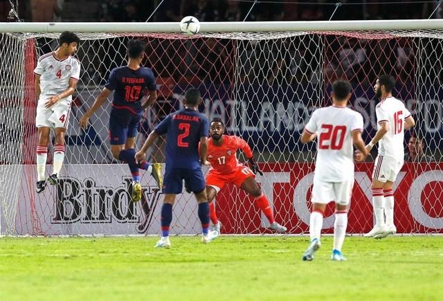 Báo Thái Lan tin đội nhà sẽ tiến vào vòng loại thứ ba World Cup 2022