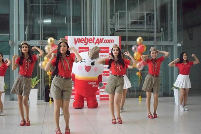 Chào đường bay mới từ Bangkok và Chiang Rai đến Udon Thani, Vietjet Thái Lan tung hơn 10.000 vé khuyến mãi chỉ từ 0 đồng - 2