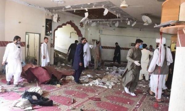 Em trai của thủ lĩnh Taliban bị giết hại trong một vụ nổ ở Pakistan