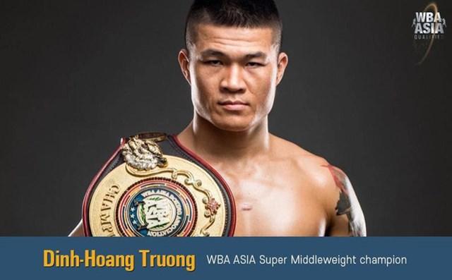 Trương Đình Hoàng làm rạng danh boxing Việt Nam